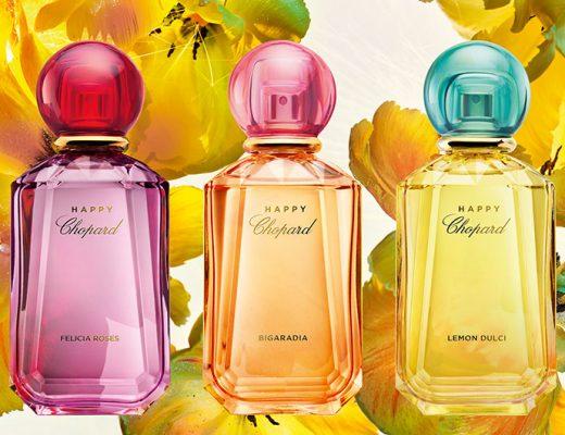 chopard happy fragrances