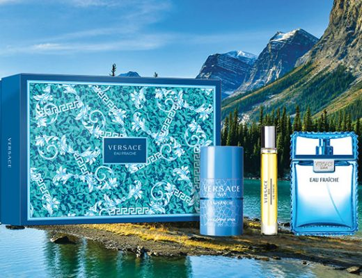 Scent Lodge Newsletter Subscriber Giveaway: Versace Man Eau Fraiche Gift Set