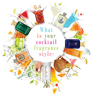 What is your Cocktail Fragrance Style?
