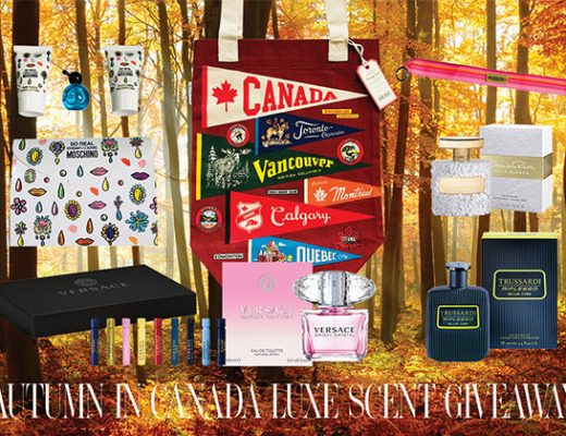 Autumn In Canada Luxe Scent Giveaway