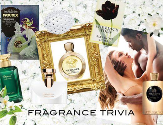 fragrance trivia