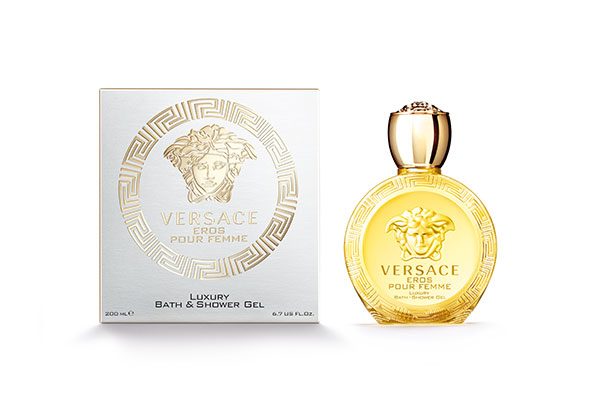 Eros Pour Femme Perfumed Bath Gel