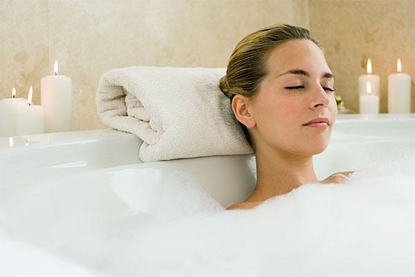 Pour a Perfumed Bath