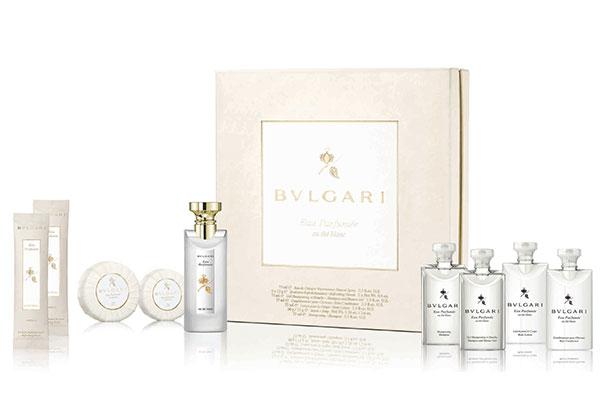 Bvlgari Eau Parfumeé Au Thé Blanc Spa Ritual Set