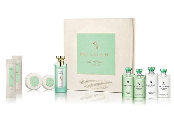 Bvlgari Eau Parfumeé Au Thé Vert Spa Ritual Set