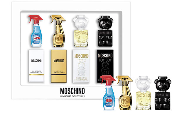 6 Best Fragrance Miniature Sets