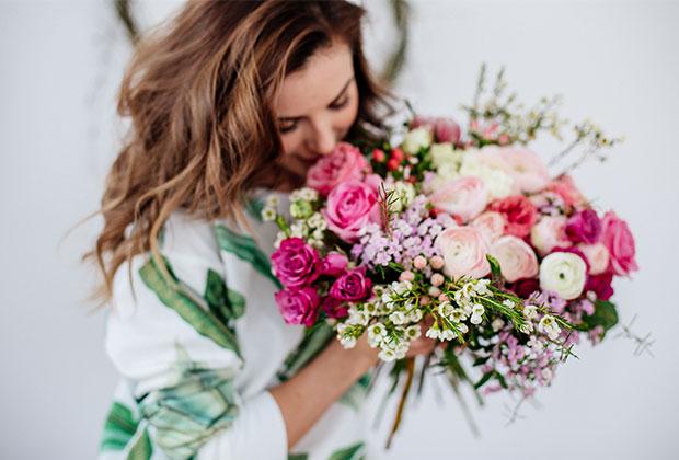 4 grand floral fragrances