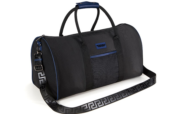 Versace holiday 2020 collector men's duffle bag GWP