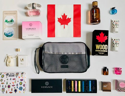 Canadian Holiday Wishes Designer Fragrance Giveaway