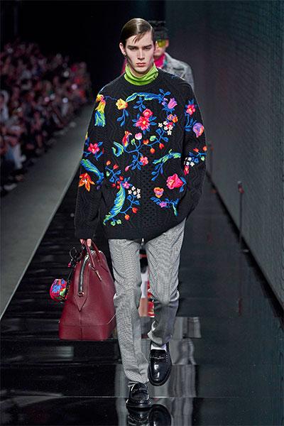 versace fashion