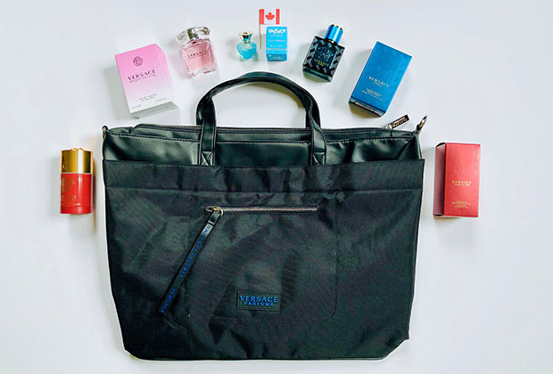 Canada Loves Versace Fragrance Giveaway