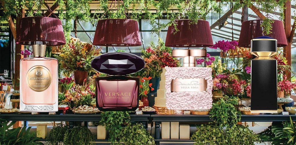 7 exquisitely romantic fragrances