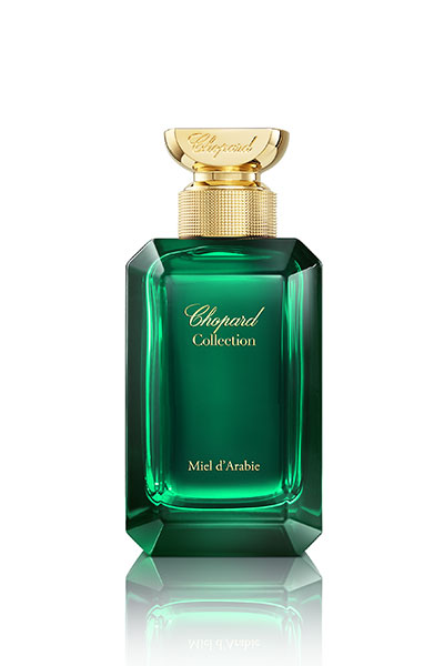 Chopard Miel d'Arabie with pomegranate notes