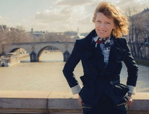 Olfactory expert/perfumer Francoise Donche