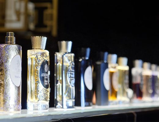 how to store fragrance