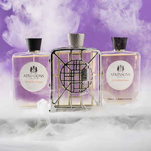 the steam and heat in your bathroom can shorten the lifespan of your fragrances