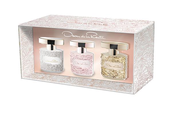 Oscar de la Renta Fragrance Miniatures Set