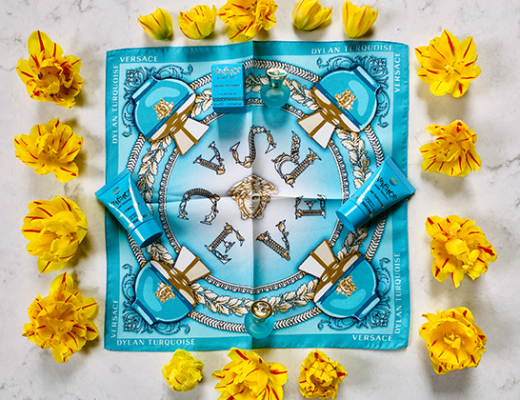 Versace Dylan Turquoise for Mom at Sephora Giveaway