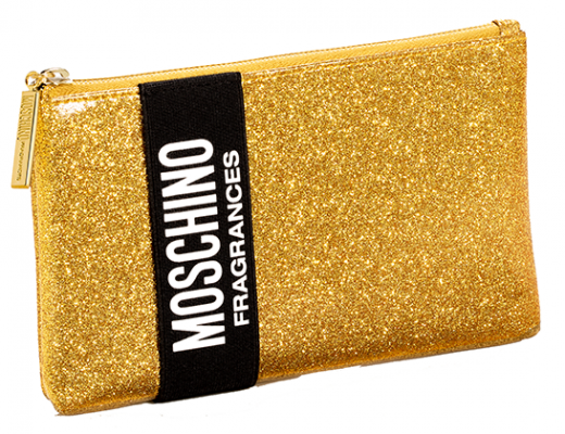 Moschino fragrance gift with purchase