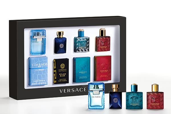 Versace Men's Fragrance Miniatures Set