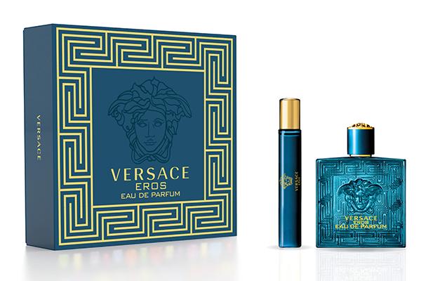 Versace Eros Eau De Parfum Gift Set
