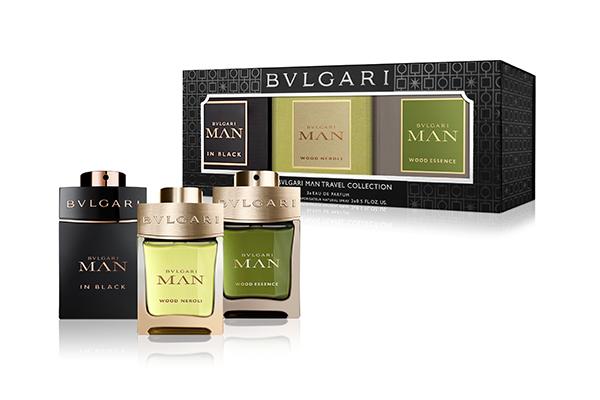 Bvlgari MAN fragrance miniatures set
