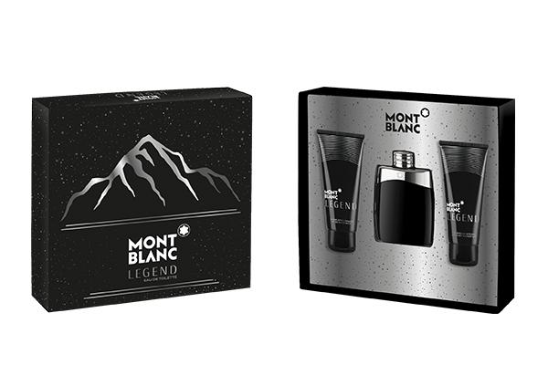 Montblanc Legend eau de toilette gift set