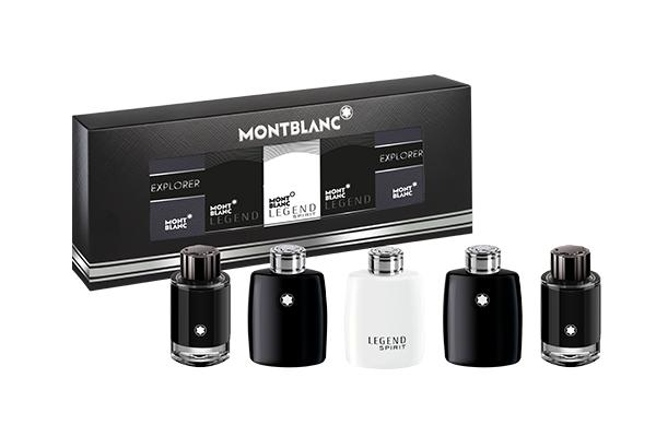 Montblanc Men's Miniatures Fragrance Set