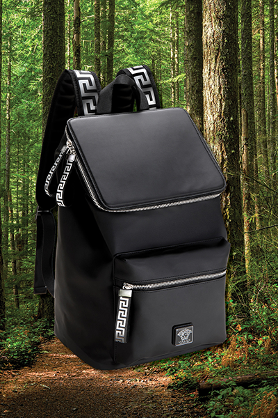 Versace Fragrance Collector 2021 Backpack Gift-With-Purchase at Hudson's Bay