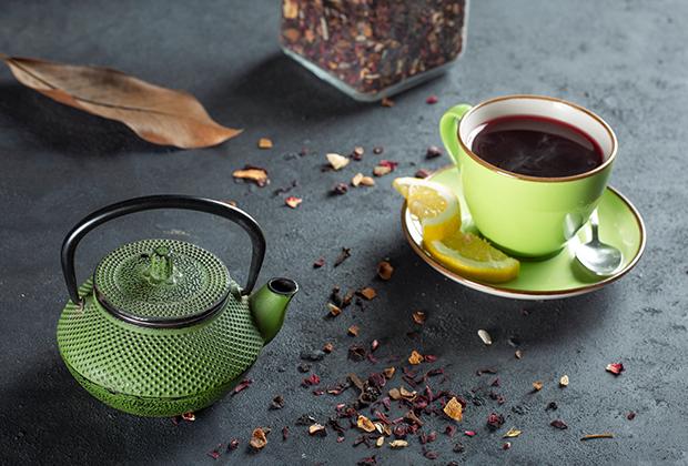 bergamot is the star ingredient in Earl Grey Tea