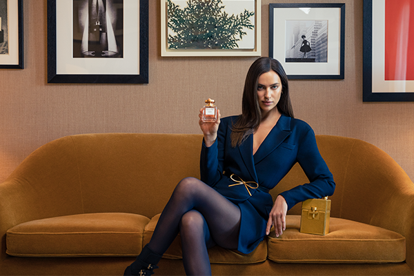 Supermodel Irina Shayk for Alibi