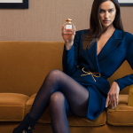 Irinia Shayk is the face of Oscar de la Renta Alibi eau de parfum
